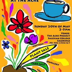 Afternoon at the Acre flyer May2012